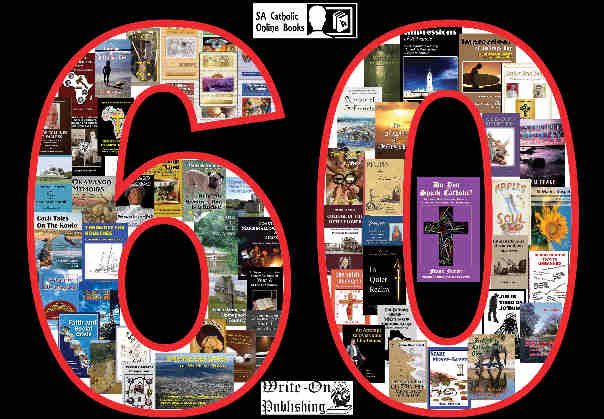 60 Books and Counting in Seven Years!