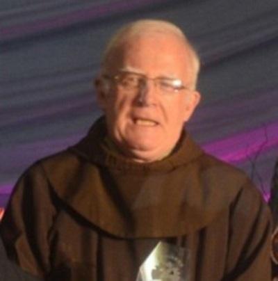 Fr Patrick Noonan OFM